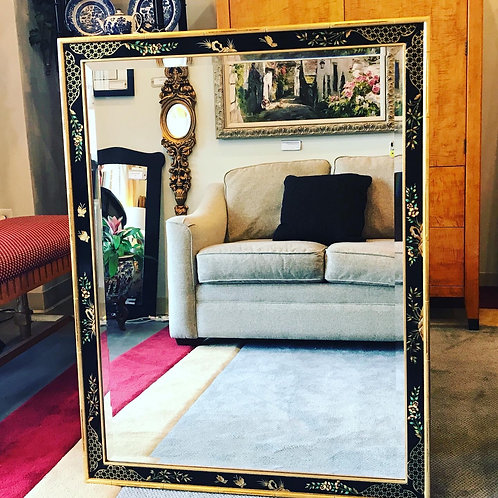 La Barge Handpainted Italian Mirror