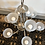 Thumbnail: Satin Nickel Chandelier by Seagull Lighting