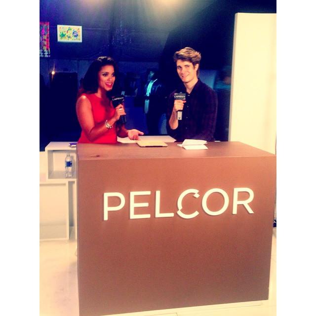 Vivian Lamolli's Interview With Pelcor TV