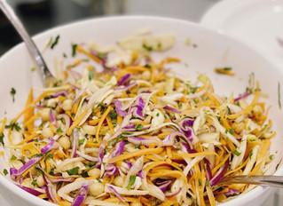 Kay's Kohlrabi Salad
