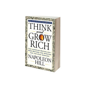 By Napoleon Hill. To help develop the right mindset to change your diet and lifestyle.