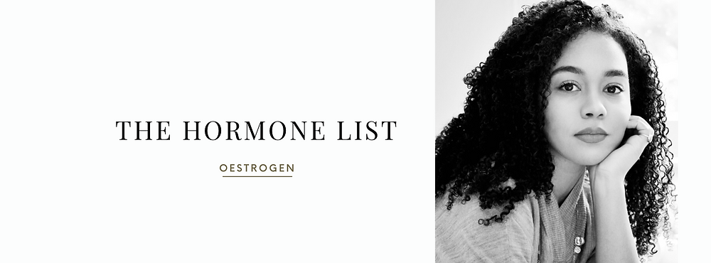 The Hormone List_by London Nutritionist Kay Ali. You Need A Nutritional Therapist Ltd.