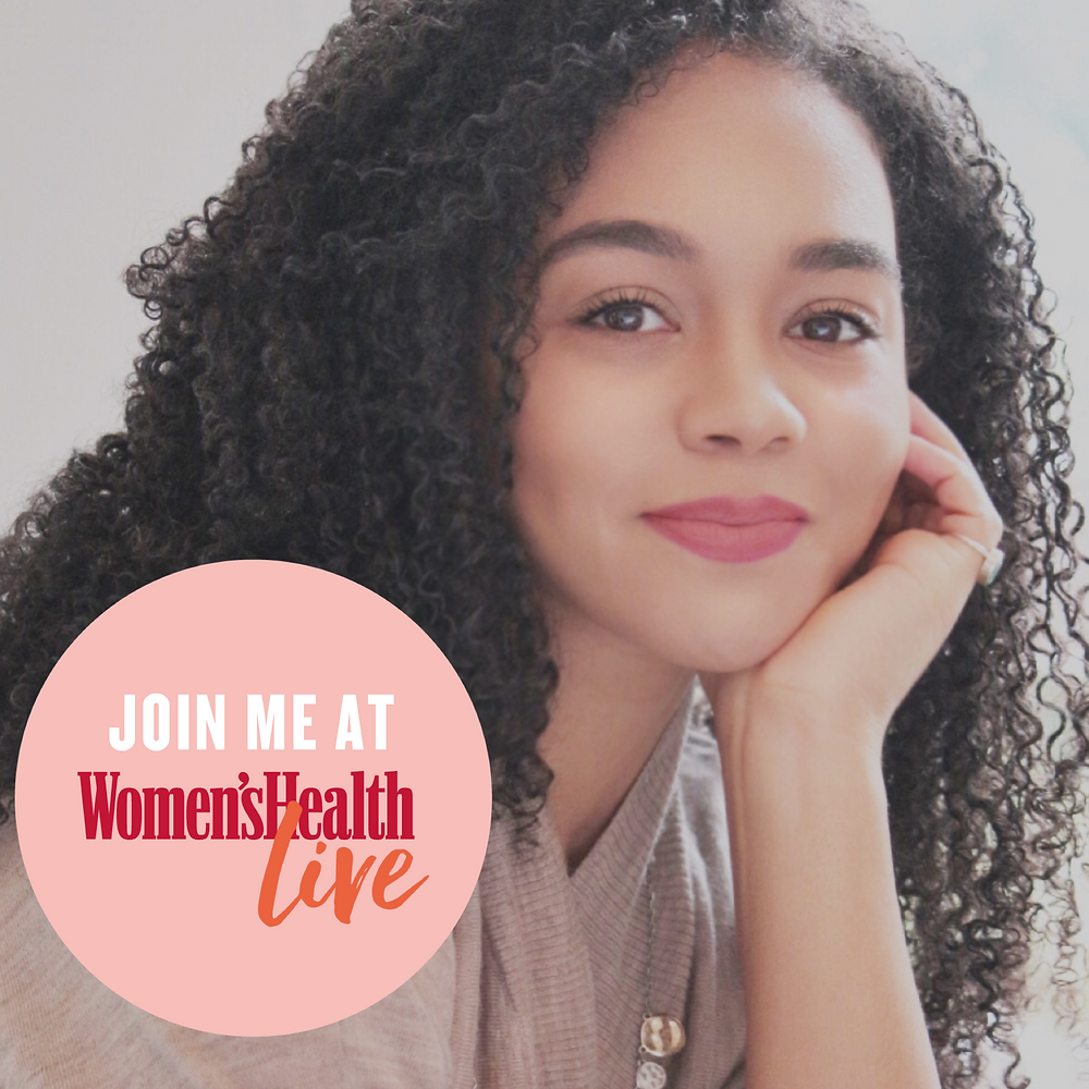 London based Hormone Specialist and Nutritionist Kay Ali at Women's Health Live
