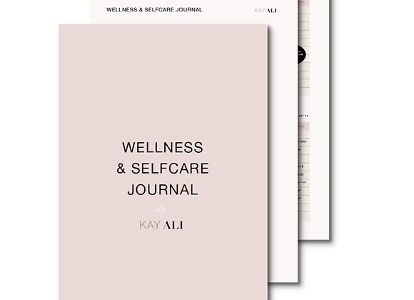 Wellness & Selfcare Journal