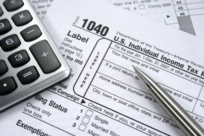 Six New Schedules of Form 1040 Returns for Individuals in 2018