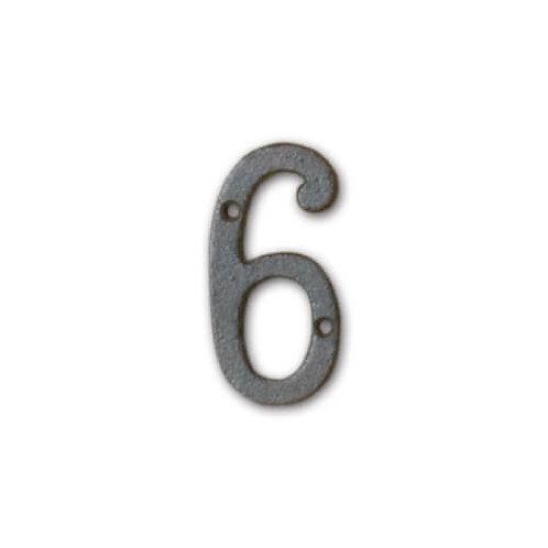 アイアンナンバー 6