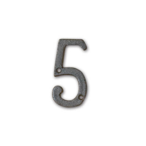 アイアンナンバー 5