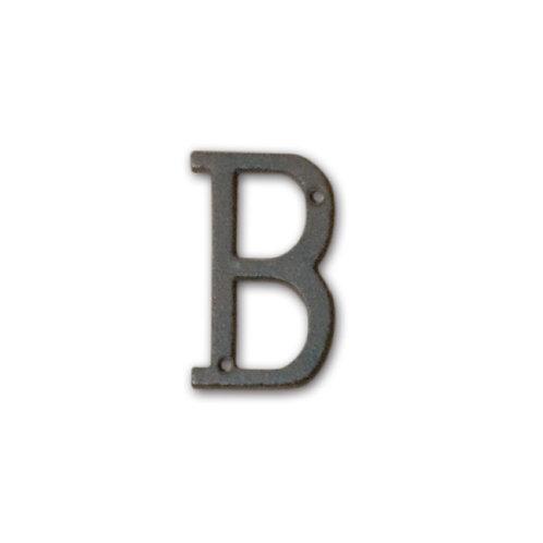 アイアンアルファベット B