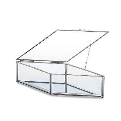 フレームボックス ダイヤ シルバー