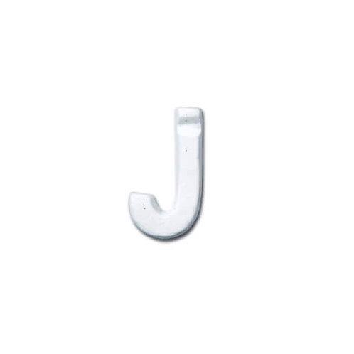 テラコッタアルファベット j WT