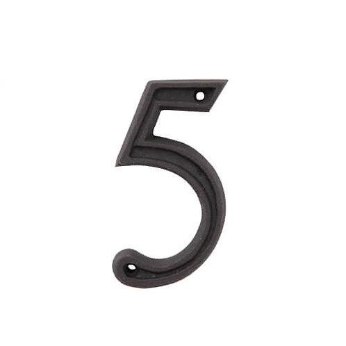 アルミナンバー 5