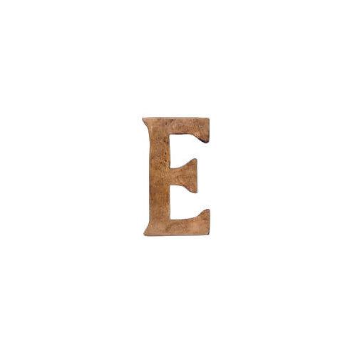C'est La Vie ウッデンアルファベット E