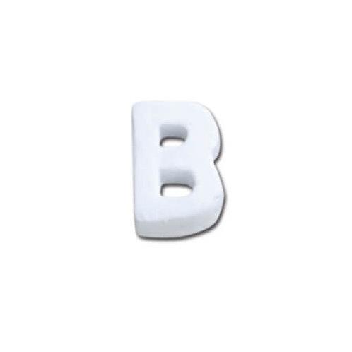 テラコッタアルファベット B WT