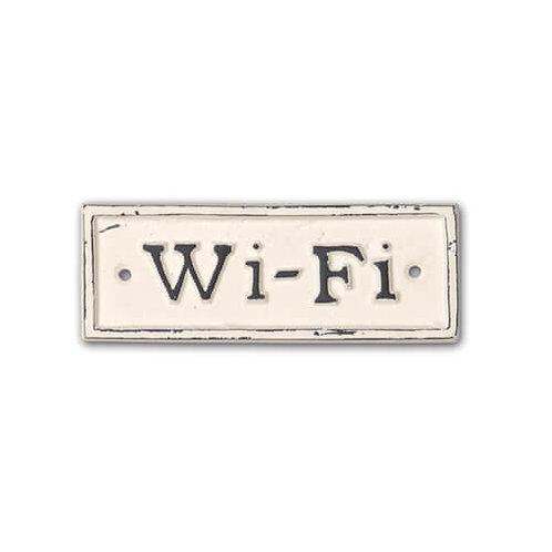 サインプレート Wi-Fi