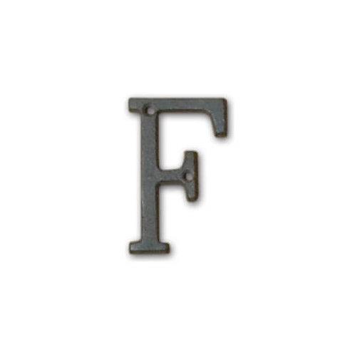 アイアンアルファベット F