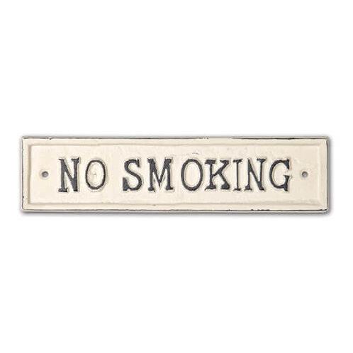 サインプレート NO SMOKING