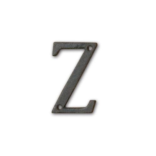 アイアンアルファベット Z