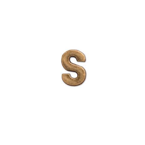 アルファベットパーツ S