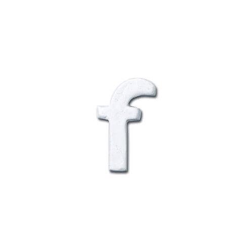 テラコッタアルファベット f WT
