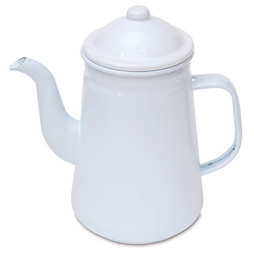 POMEL コーヒーポット ホワイト