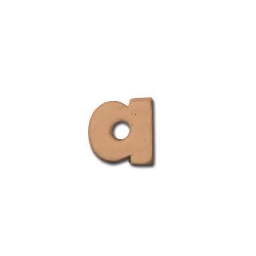 テラコッタアルファベット a BN