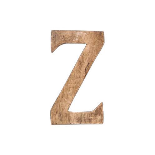 C'est La Vie ウッデンアルファベット Z