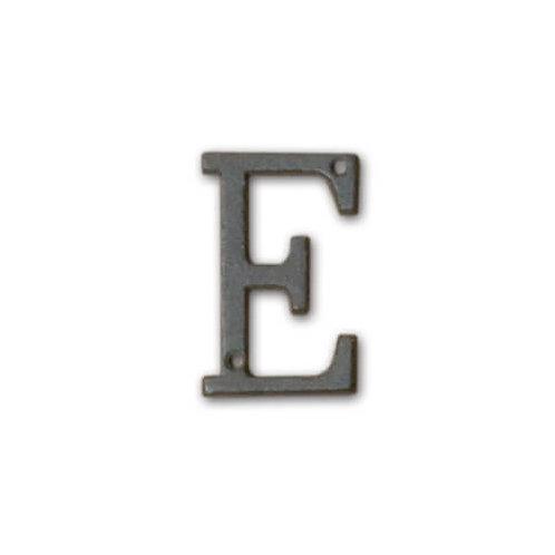 アイアンアルファベット E