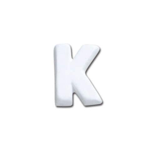 テラコッタアルファベット K WT