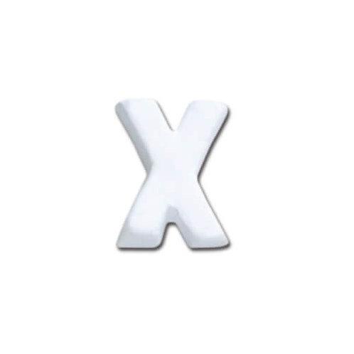 テラコッタアルファベット X WT