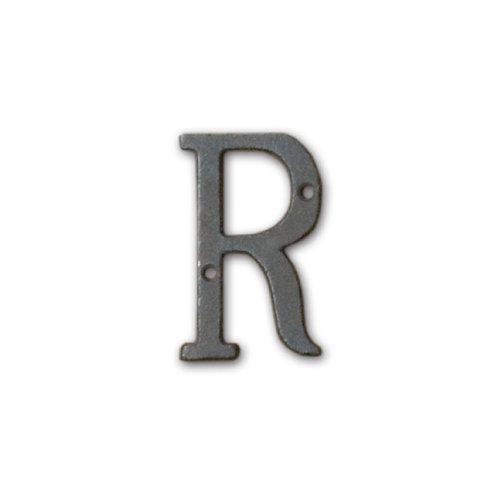 アイアンアルファベット R