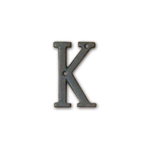 アイアンアルファベット K
