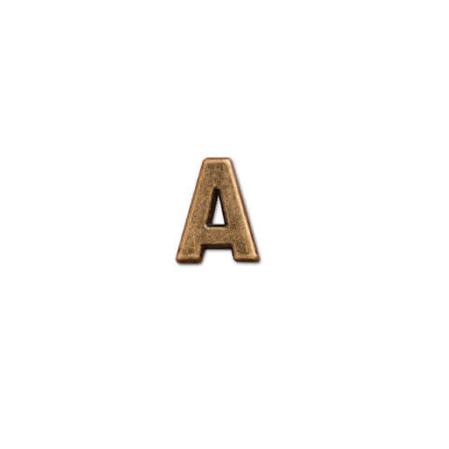 アルファベットパーツ A