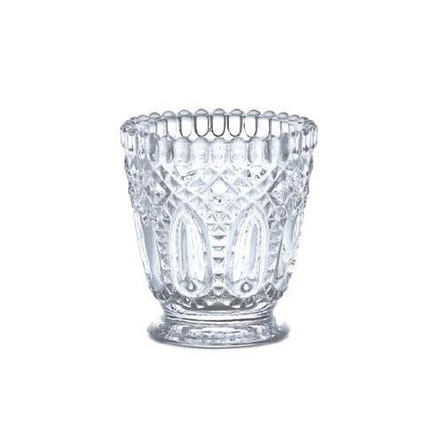 エンボスグラスカップ