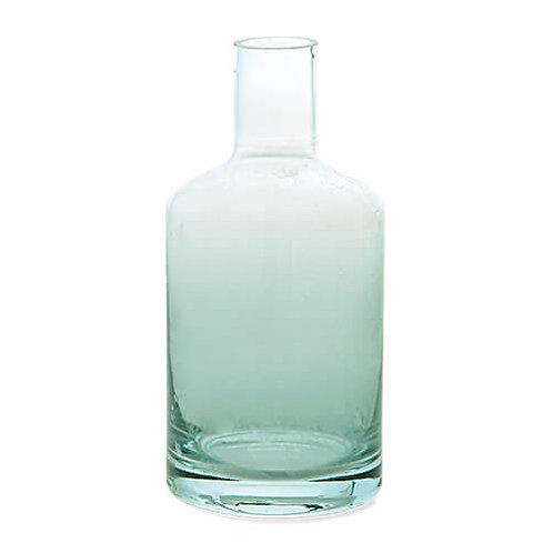 ガラスボトル ブルー