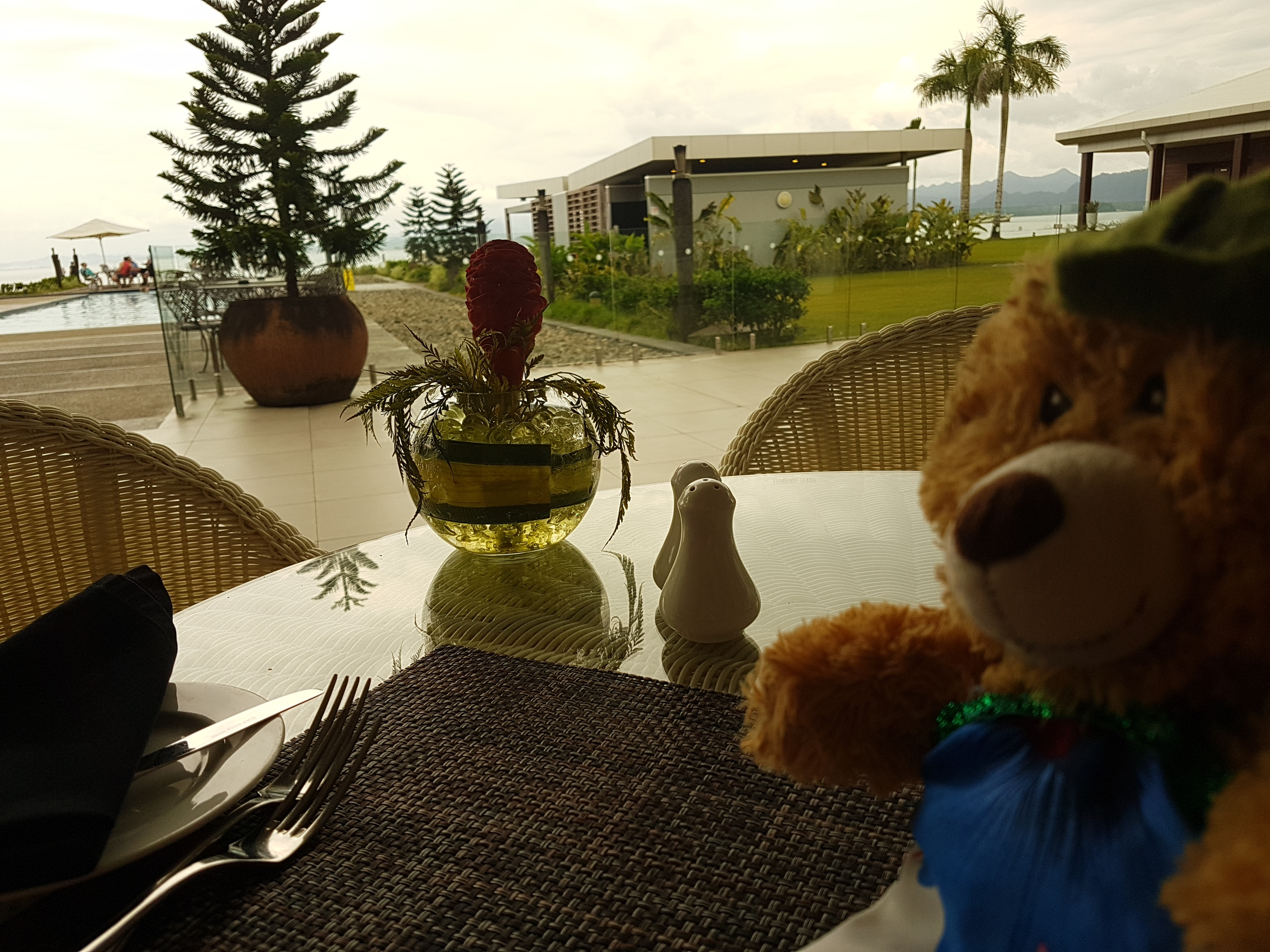 16 Brunch at Grand Pacific