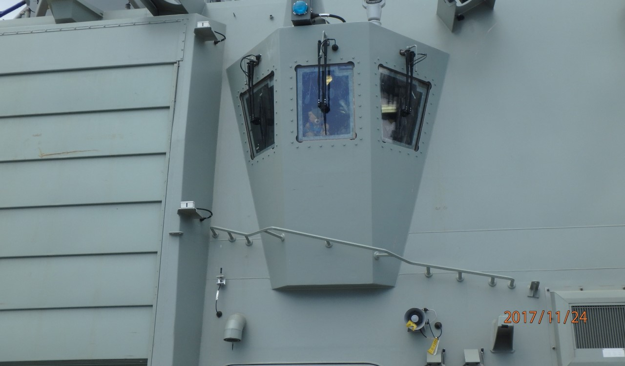 6 Keeping an eye on things from the Flight Deck