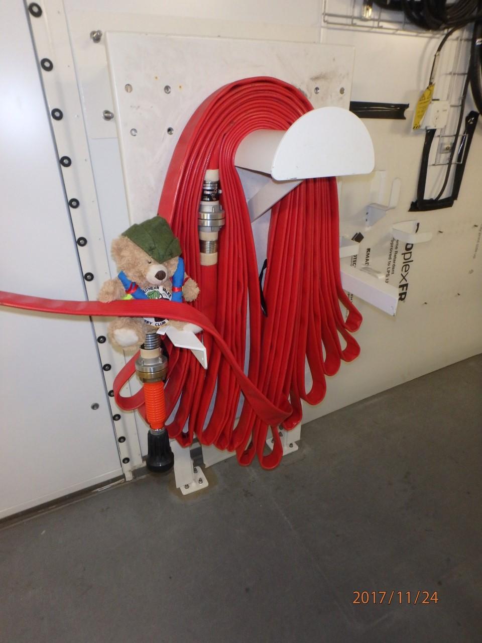 5 Fire Drill training