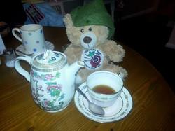 11 Cup of tea at Newark