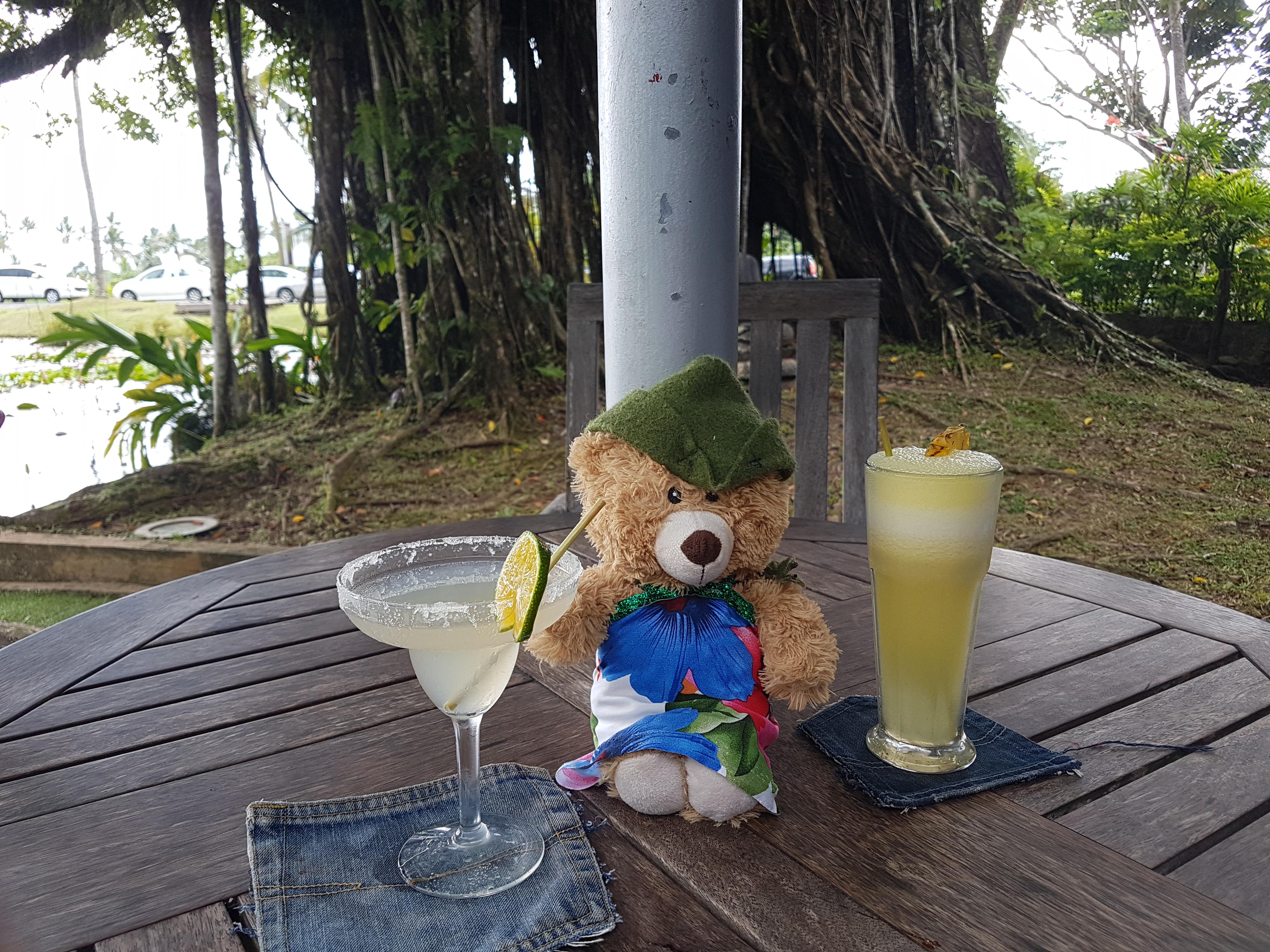 22 Cocktails at Baka Blues