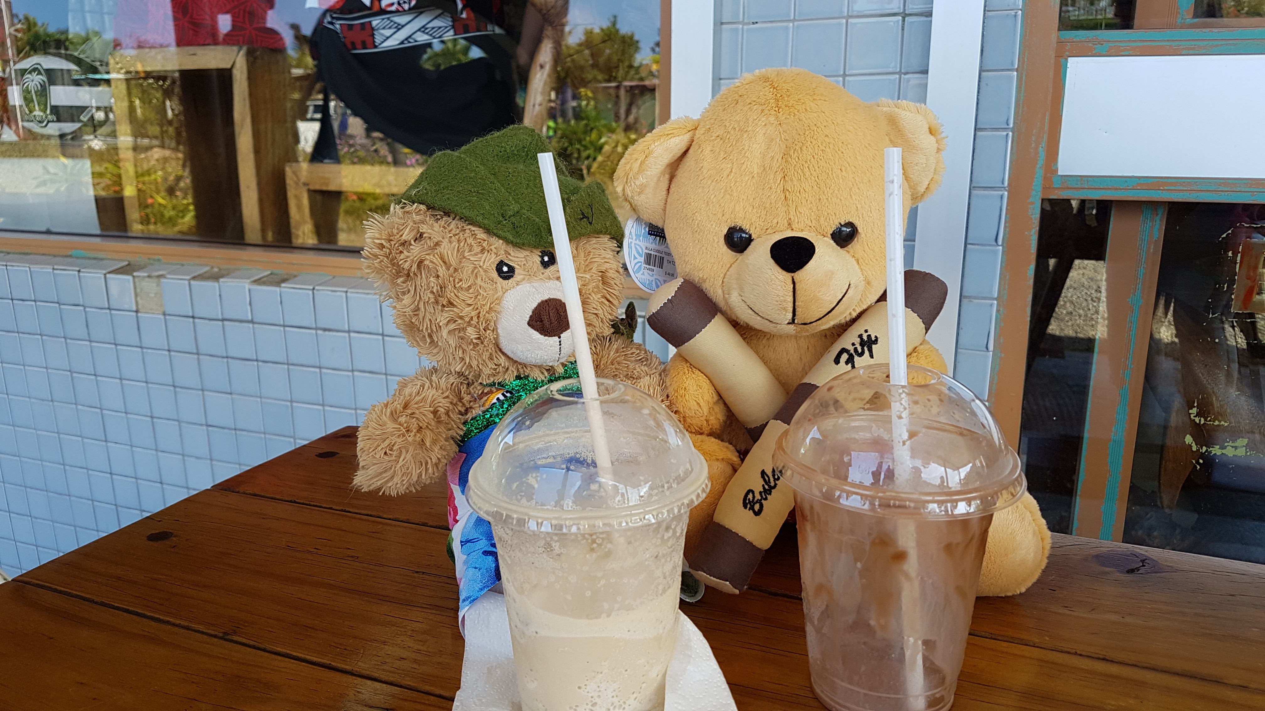 96 Bearnice and Bula Bear