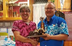 Long Bull Trophy David L