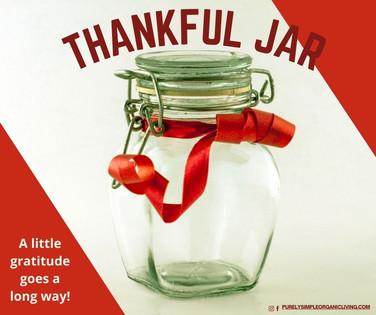 Thankful Jar