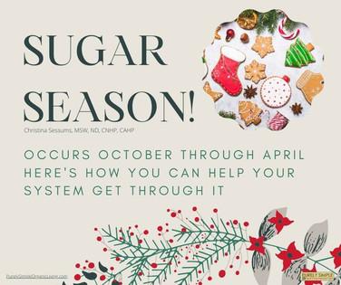 Sugar Season is Here!
