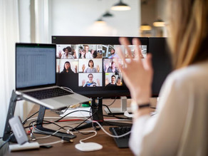 Hybrid remote working in the film industry