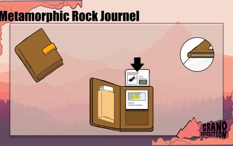 Metamorphic Rock Journal