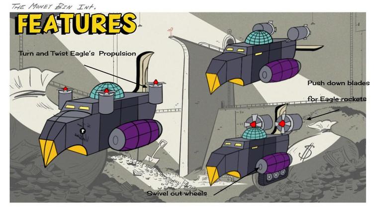 Iron Vulture Features pt. 1