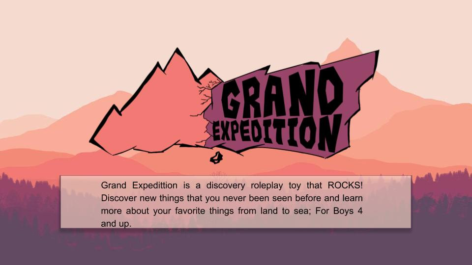 Grand Expedition Statement