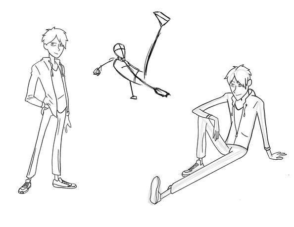 Lance concept/sketches