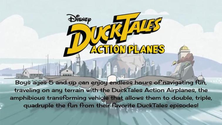 Ducktales Position Statement
