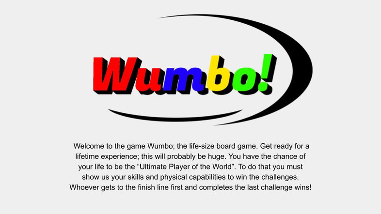 Wumbo Position Statement